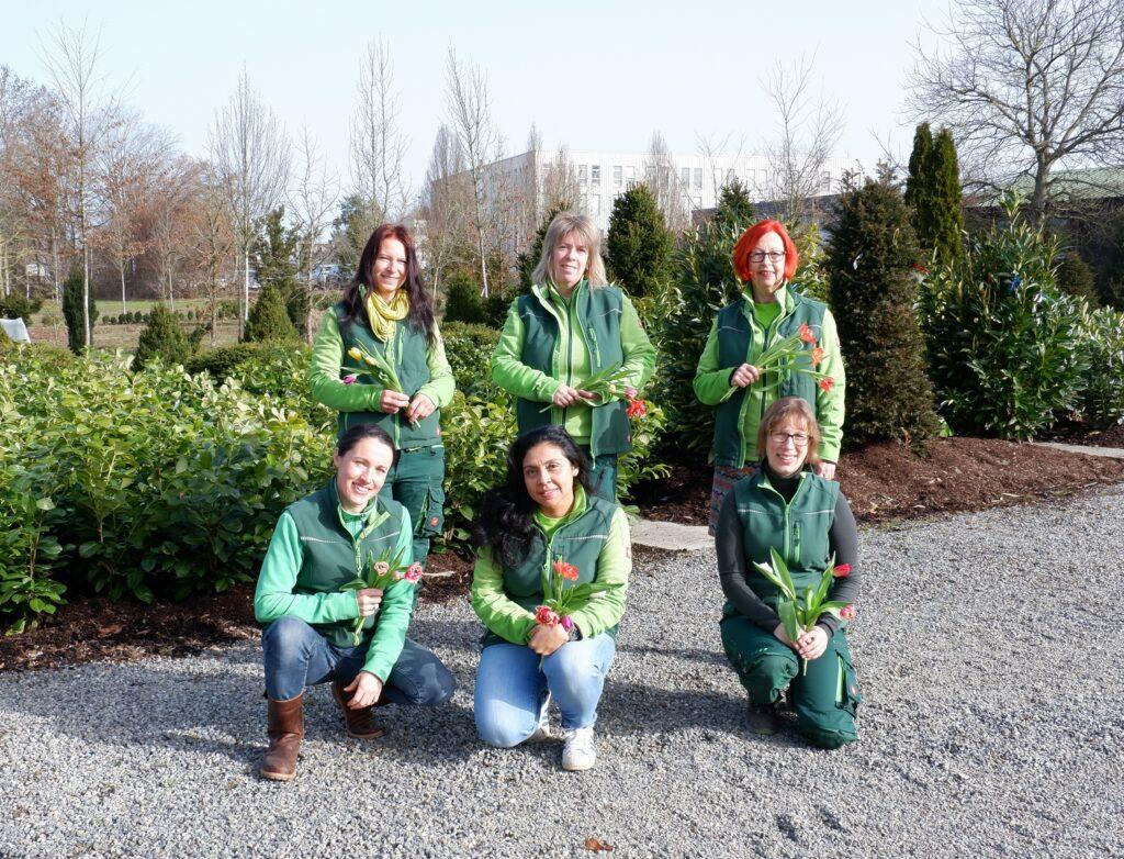 Saisonstart Gartenbaumschule